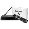 Kartina S (X) 4K Hybrid Lan/ Wlan Приставка (Android)