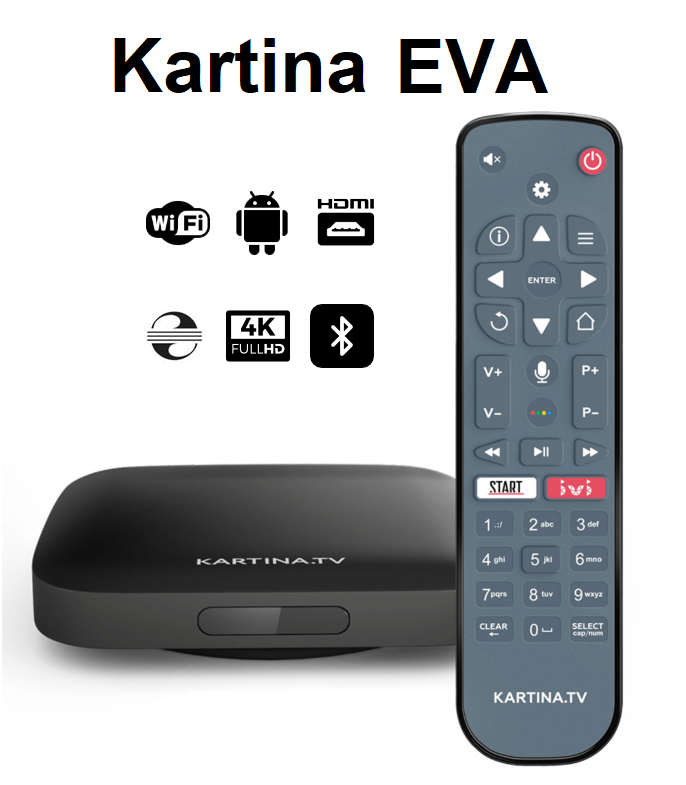 Kartina EVA 4K