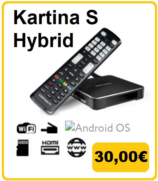 Kartina S Hybrid