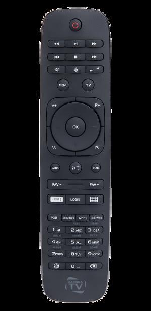kartina quattro remote