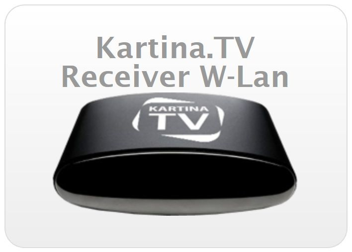 Kartina.TV Set Top Box